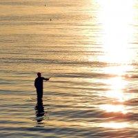 Ловец солнца :: Леонид Соболев