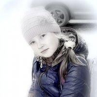 Она всегда  на  высоте! :: A. SMIRNOV