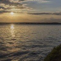 Весенний закат. :: Юрий Клишин