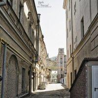 Переулок :: Андрей Дыдыкин