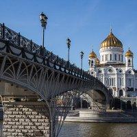 Дорога к Храму :: Андрей Вигерчук