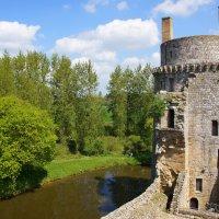 замок 12 столетия :: Елена Мартынова