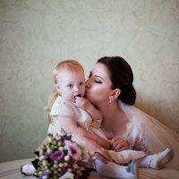 С дочкой :: Юрий Таллин