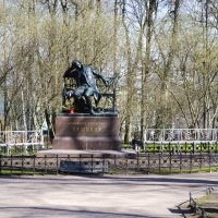 Пушкин :: Игорь Максименко