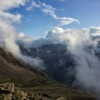 Выше облаков :: Александр Чазов