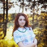 Теплое солнышко :: Дарья Офида