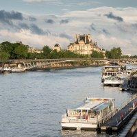 Париж :: Ирина Краснобрижая