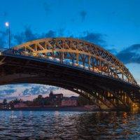 мостик :: Alexsei Melnikov
