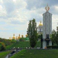 На киевских склонах :: Ростислав