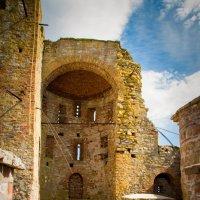 Руины церкви Благовещения на Городище :: Roman Demidov