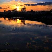 Первомайский закат..2 :: Андрей Войцехов