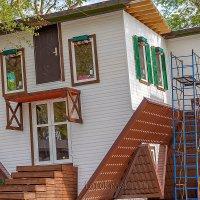 Дом, который построил... :: Елена Васильева