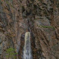 Водопад Туракая (верхний поток), долина реки Чулышман, Горный Алтай :: Дмитрий Кучеров