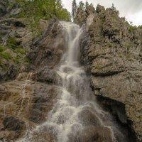 Водопад Ширлак, Горный Алтай :: Дмитрий Кучеров