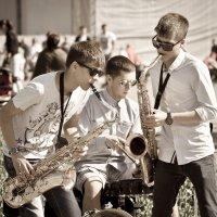 Весь этот джаз... :: Edward J.Berelet