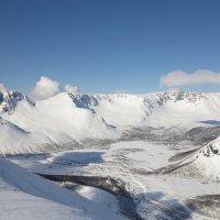 Хибины, долина оз.Малый Вудъявр. :: Сергей Парамонов