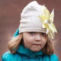 Маленькая кокетка - Карина :: Anna Lipatova