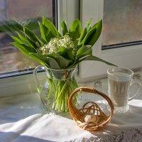 Весенний завтрак :: Ирина Приходько