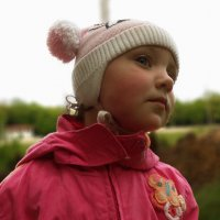Дитячий погляд в далечінь :: Christina Terendii