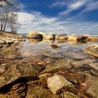 Вода и камни. :: Сергей Адигамов
