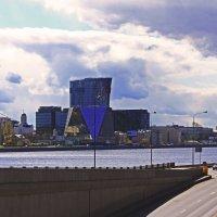 Вид от Моста Петра Великого.(С Синопской набережной.) :: Александр Лейкум