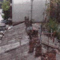 Трубы, крыши.. :: Сергей Волков