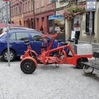 Чудо велосипед. :: Андрей Дурапов
