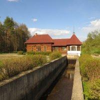 Древняя насосная станция на Ламе 2 :: jenia77 Миронюк Женя