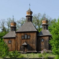 Храм в Пирогово :: Руслан Безхлебняк