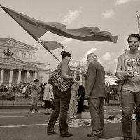 Не надо нам простой халявы! Работы нам и в руки флаг! :: Ирина Данилова