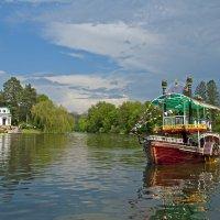 The Ship from the Past :: Roman Ilnytskyi