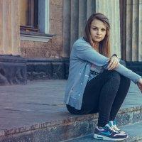 Луганск, Дворец Культуры им. Ленина :: Максим Земляной