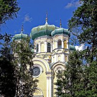 Собо́р Свято́го Апо́стола Па́вла :: Валентина Харламова