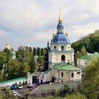 Выдубицкий мужской монастырь :: Olga F