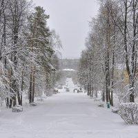 Утро 25 апреля 2014 в Новоуральске :: NikOl .