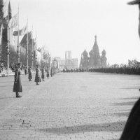 7 ноября 1967 года . Красная площадь :: aleksandr Крылов
