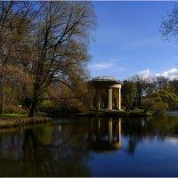 В Екатирингофском парке :: Станислав Лебединский