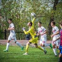 Выброс мяча :: Жора Оганисян