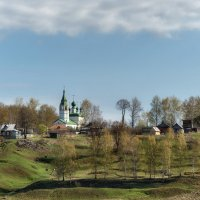 Весенний Тутаев :: Оксана Ермихина
