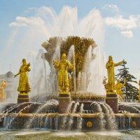 Фонтан Каменный цветок на ВВЦ. :: Виктор Евстратов