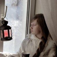 Морозное утро :: Mарина Еловская