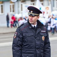 Порядок будет обеспечен :: Валерий Бочкарев