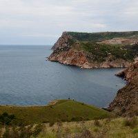 Вход с моря в Балаклаву :: Алексей Романенко