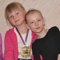 Чемпионки :: Ирина Данилова