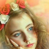 Цветочная фея :: Ирина Уткина