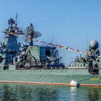 Ракетный крейсер Варяг :: Александр Морозов
