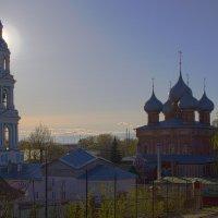 Церковь Воскресения на Дебре :: Александр Л