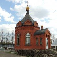 Крестильный храм. :: Александр Качалин
