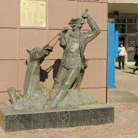 Памятник Барону Мюнхаузену :: Александр Качалин