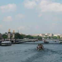 Мост Александра III :: Василий Гущин